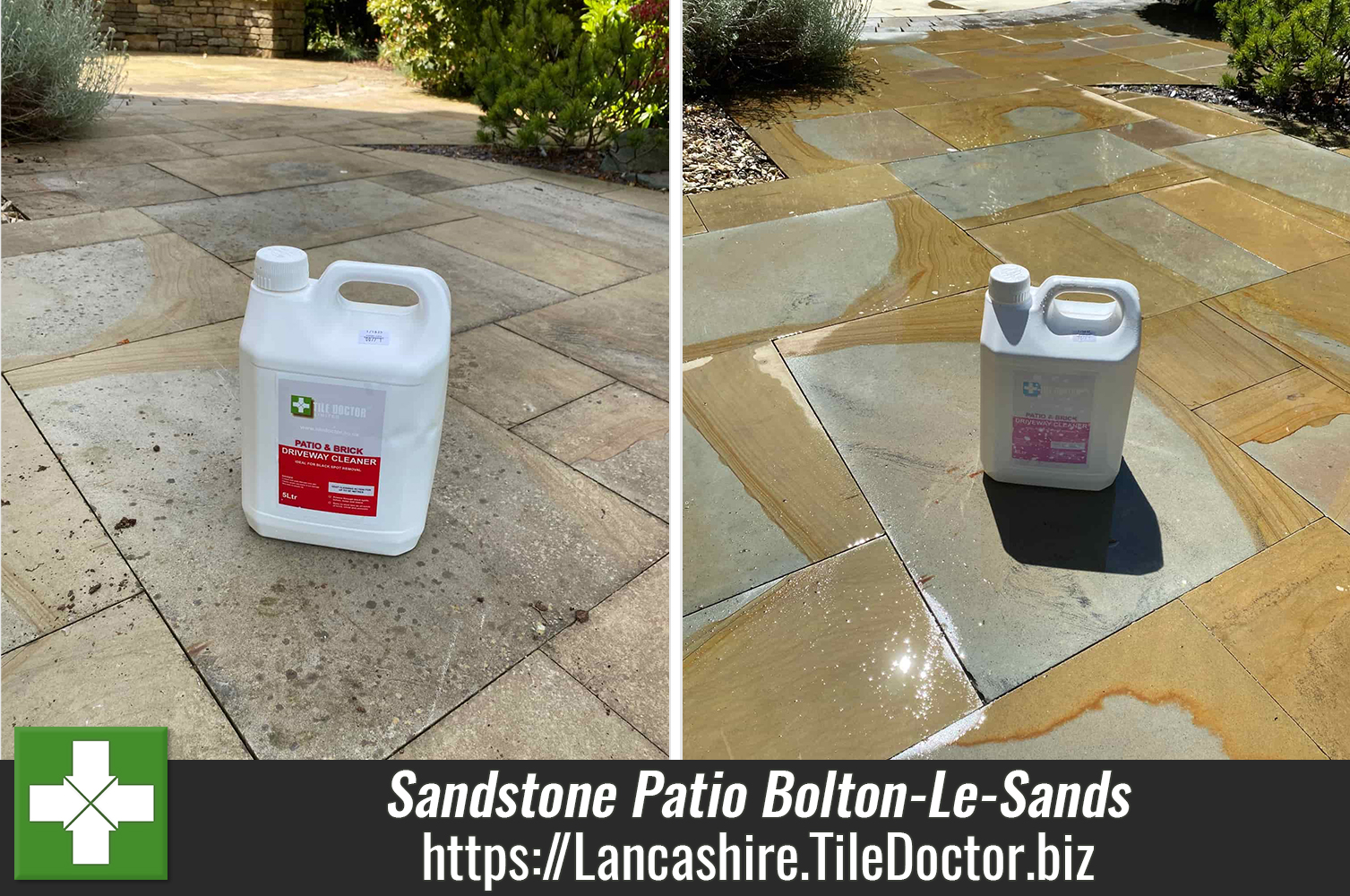 Sandstone-Patio-Floor-Before-After-Renovation-in-Bolton-Le-Sands